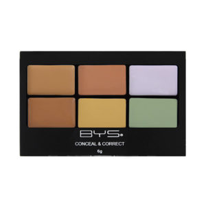 BYS Conceal & Correct Palette-0