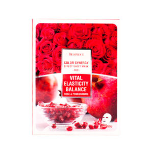 Deoproce Color Synergy Effect Sheet Mask - Red-0